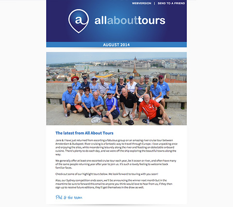 All About Tours